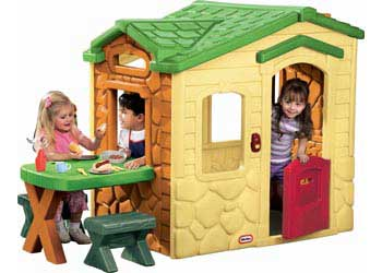 little tikes picnic on the patio playhouse instructions
